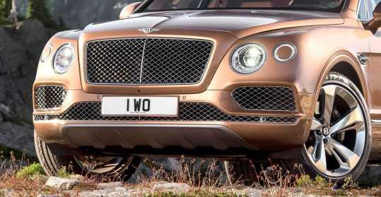 2017 Bentley BENTAYGA 7