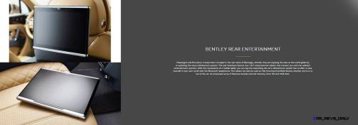 2017 Bentley BENTAYGA Feature Highlights 20