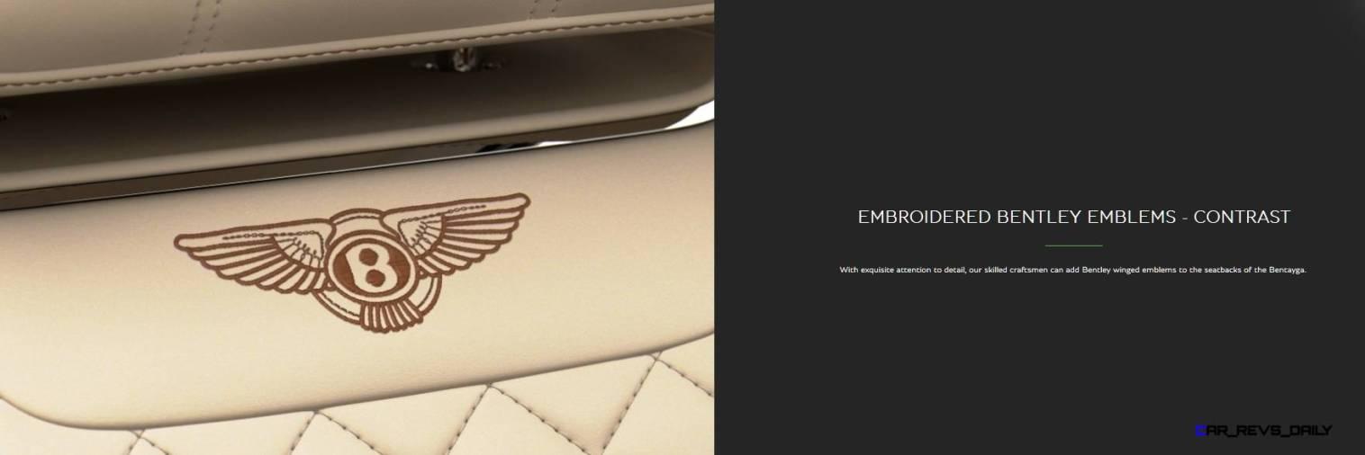 2017 Bentley BENTAYGA Feature Highlights 9