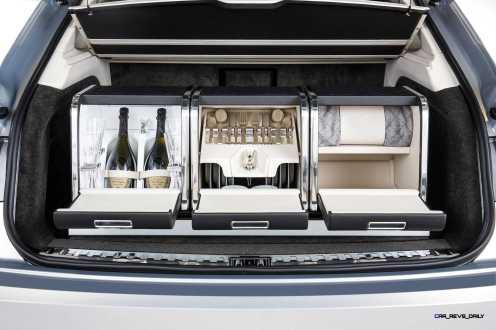 2017 Bentley BENTAYGA Interior 21