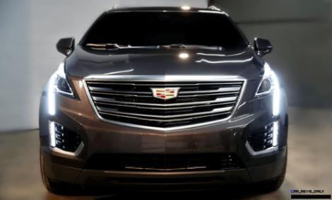 2017 Cadillac XT5 11