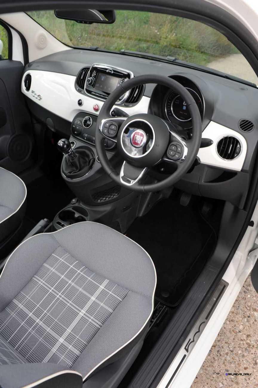 2017 FIAT 500 45