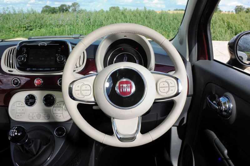 2017 FIAT 500 70