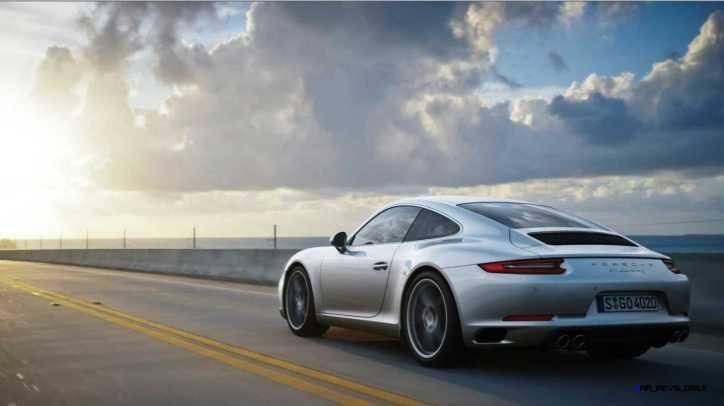 2017 Porsche 911 Carrera S Video Stills 10