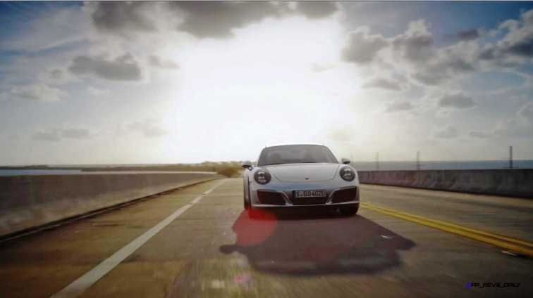 2017 Porsche 911 Carrera S Video Stills 13
