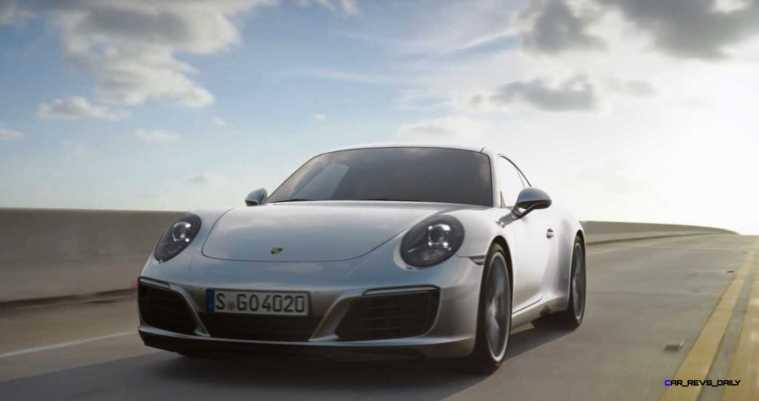 2017 Porsche 911 Carrera S Video Stills 19