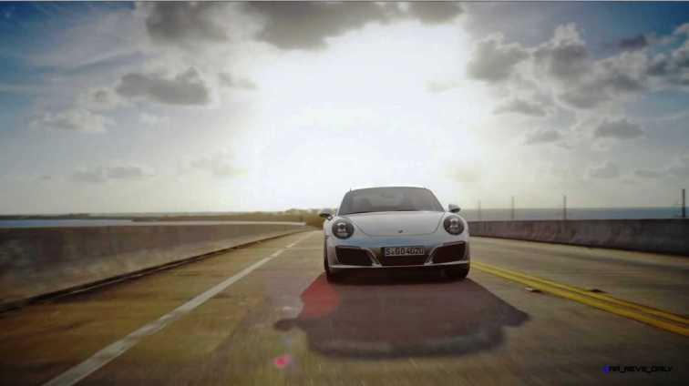 2017 Porsche 911 Carrera S Video Stills 2