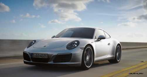 2017 Porsche 911 Carrera S Video Stills 22