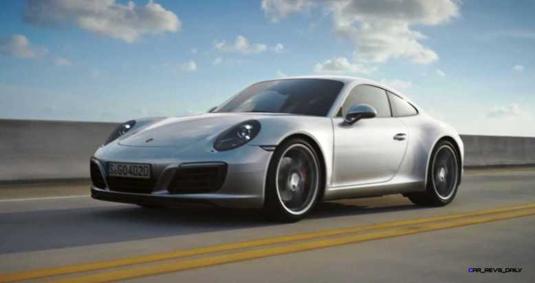 2017 Porsche 911 Carrera S Video Stills 25