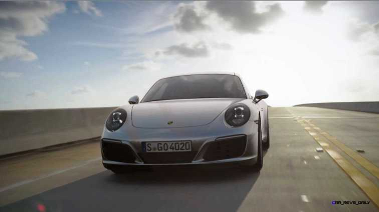 2017 Porsche 911 Carrera S Video Stills 3