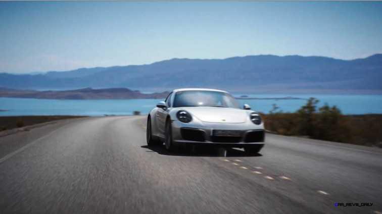 2017 Porsche 911 Carrera S Video Stills 30