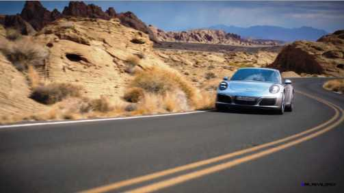 2017 Porsche 911 Carrera S Video Stills 37