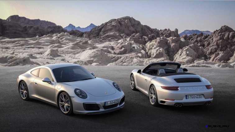2017 Porsche 911 Carrera S Video Stills 41