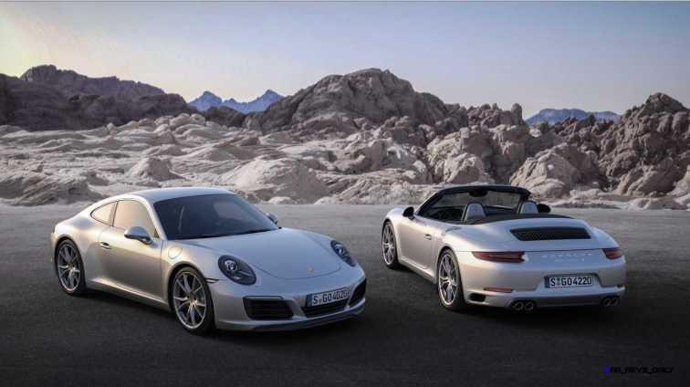 2017 Porsche 911 Carrera S Video Stills 42