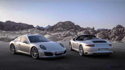 2017 Porsche 911 Carrera S Video Stills 45