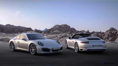 2017 Porsche 911 Carrera S Video Stills 47