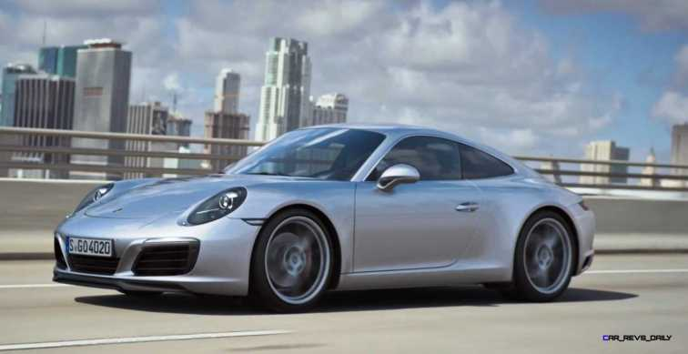 2017 Porsche 911 Carrera S Video Stills 5