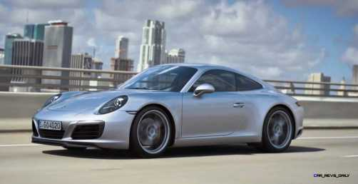 2017 Porsche 911 Carrera S Video Stills 6