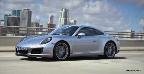 2017 Porsche 911 Carrera S Video Stills 7