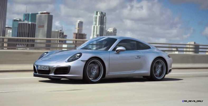 2017 Porsche 911 Carrera S Video Stills 9