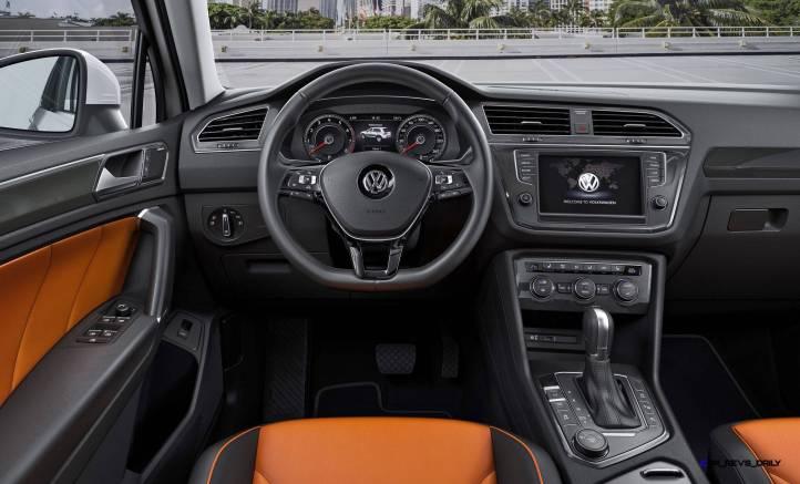 2017 Volkswagen TIGUAN R-Line 4