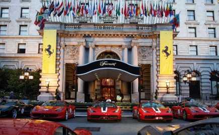 Ferrari Car Cavalcade 2015 USA 12