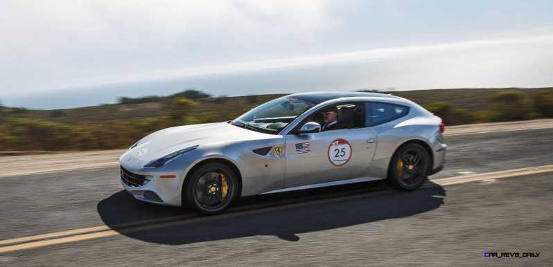 Ferrari Car Cavalcade 2015 USA 8