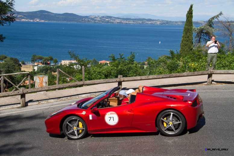 Ferrari International Cavalcade 2015 19