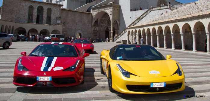 Ferrari International Cavalcade 2015 24