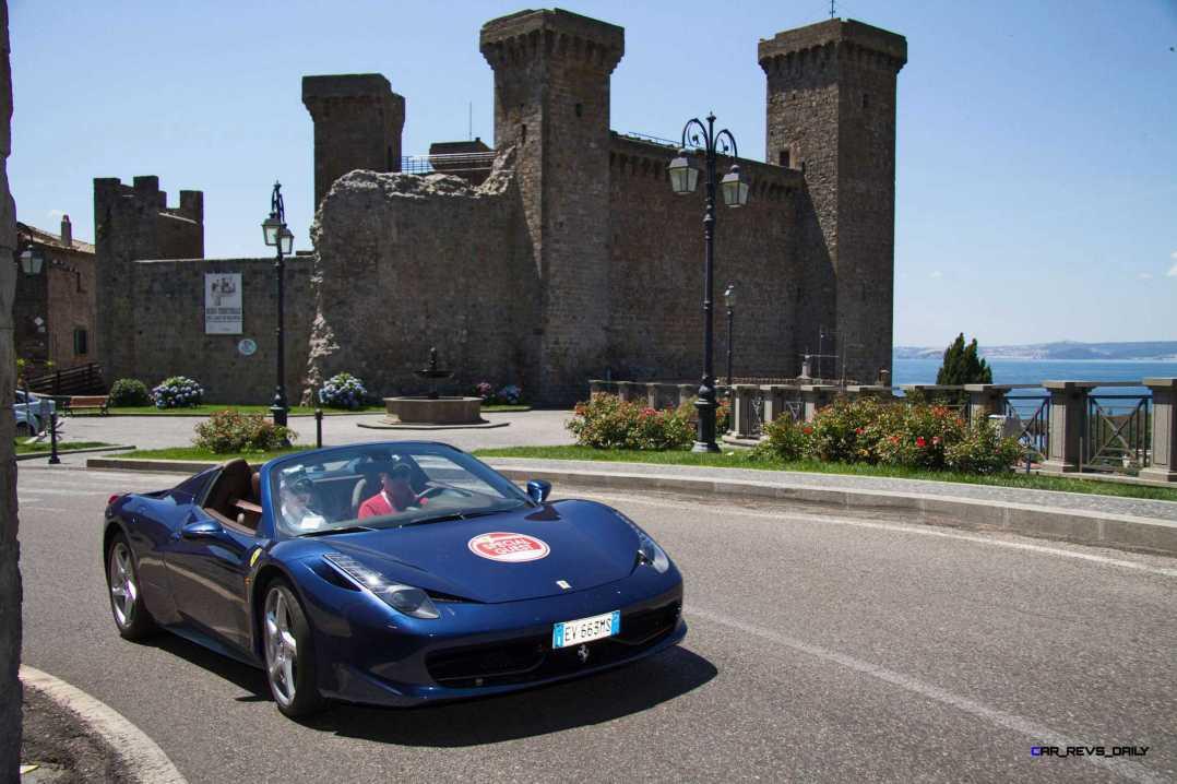 Ferrari International Cavalcade 2015 43