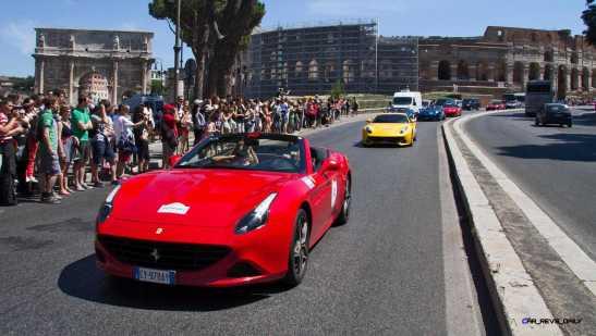 Ferrari International Cavalcade 2015 49