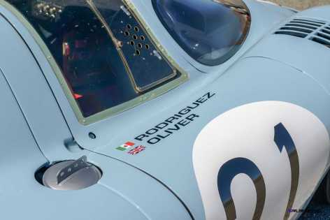 Flawless 917K Launches Porsche Racecar Resto and Race Services 14