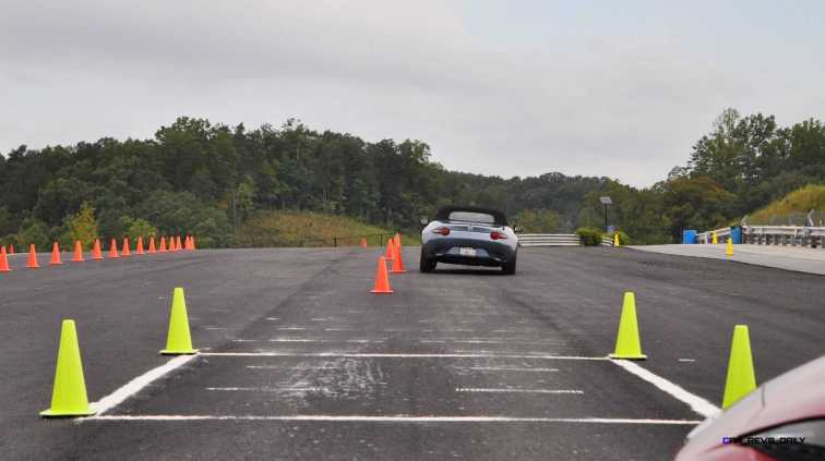 HD First Track Drive Review - 2016 Mazda MX-5 20