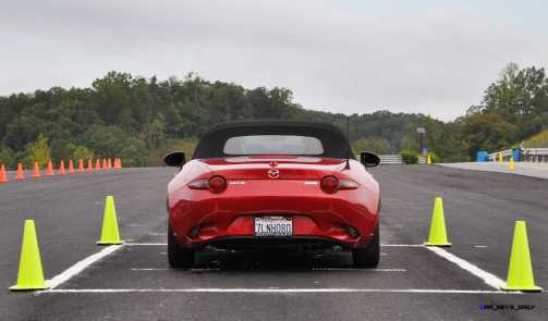 HD First Track Drive Review - 2016 Mazda MX-5 26