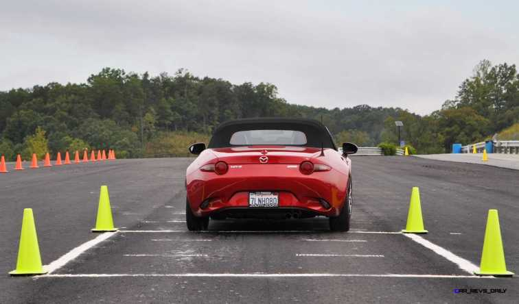 HD First Track Drive Review - 2016 Mazda MX-5 28
