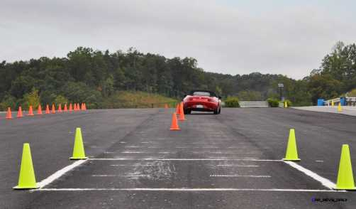 HD First Track Drive Review - 2016 Mazda MX-5 42