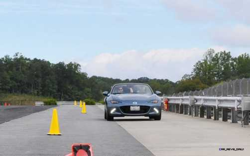 HD First Track Drive Review - 2016 Mazda MX-5 49