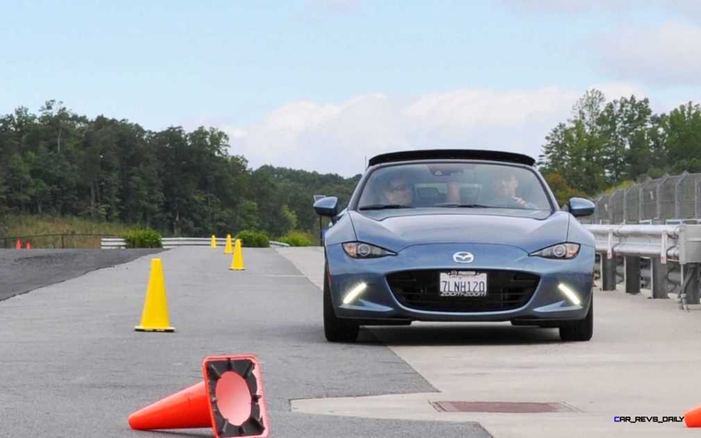 HD First Track Drive Review - 2016 Mazda MX-5 58