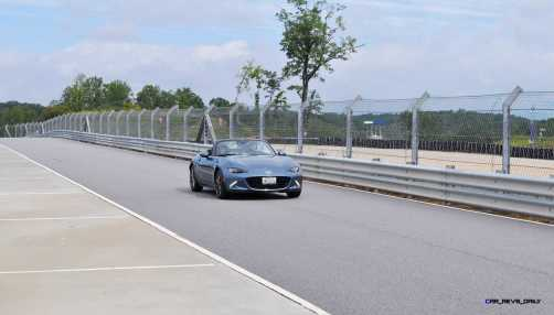 HD First Track Drive Review - 2016 Mazda MX-5 64