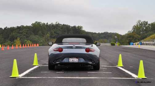 HD First Track Drive Review - 2016 Mazda MX-5 7
