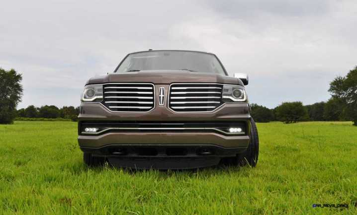 HD Road Test Review - 2015 Lincoln NAVIGATOR 4x4 Reserve 23
