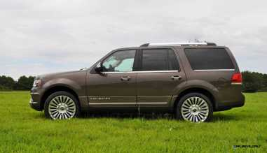 HD Road Test Review - 2015 Lincoln NAVIGATOR 4x4 Reserve 34