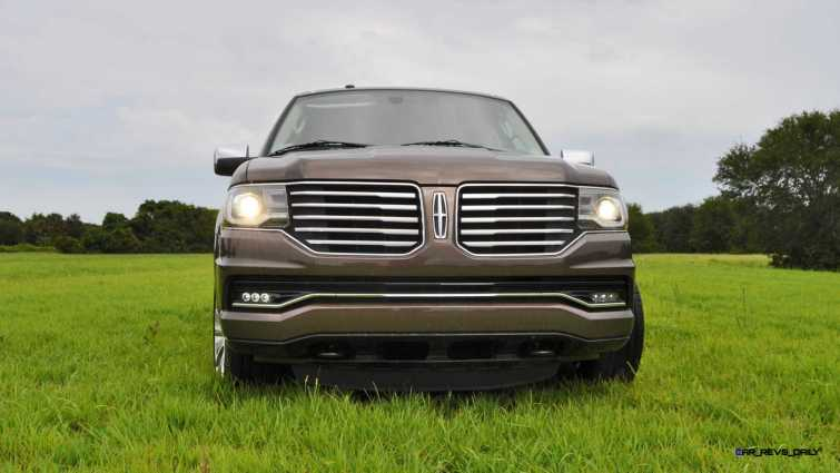 HD Road Test Review - 2015 Lincoln NAVIGATOR 4x4 Reserve 52