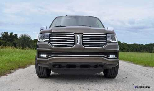 HD Road Test Review - 2015 Lincoln NAVIGATOR 4x4 Reserve 59
