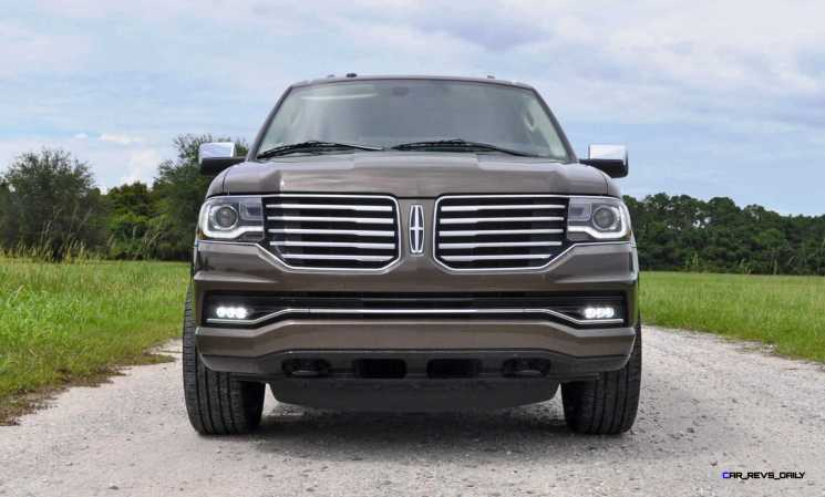 HD Road Test Review - 2015 Lincoln NAVIGATOR 4x4 Reserve 65