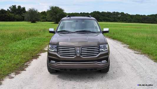 HD Road Test Review - 2015 Lincoln NAVIGATOR 4x4 Reserve 84
