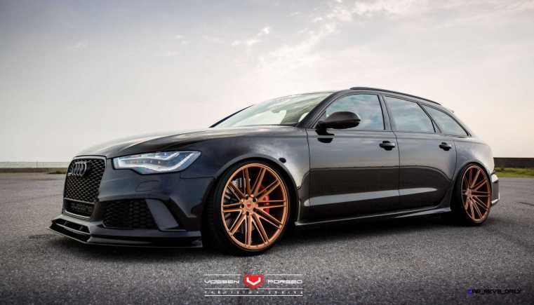 Hamana Audi C7 RS6 - Vossen Forged VPS-307 Wheels -_20351161882_o