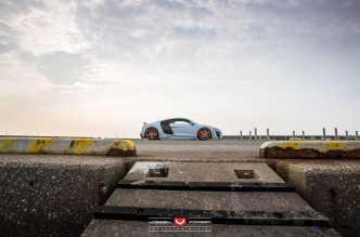 Hamana Audi R8 V10 - Vossen Forged VPS-302 Wheels -_19738758063_o