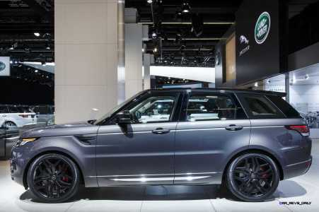 Jaguar Land Rover 2015 Frankfurt IAA Mega Gallery 109
