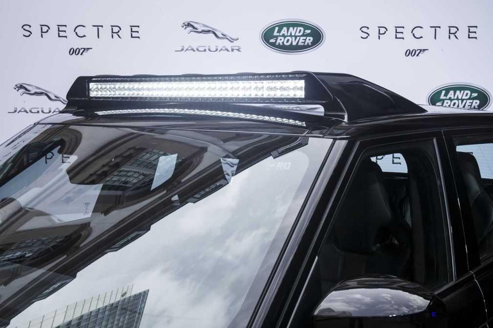 Jaguar Land Rover 2015 Frankfurt IAA Mega Gallery 116
